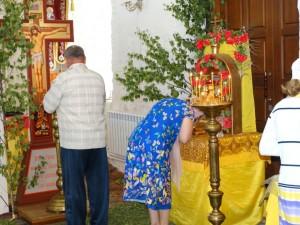 Служба на Троицу 19 июня 2016 г.